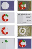 Ref. 201888 * NEW *  - ALGERIA . 1974. POST AND TELECOMMUNICATIONS MAGREBI COORDINATION COMMITTEE. COMITE MAGREBI DE COO - Argelia (1962-...)