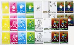 Ref. 202058 * NEW *  - ALGERIA . 1986. FOOTBALL WORLD CUP. MEXICO-86. COPA DEL MUNDO DE FUTBOL. MEXICO-86 - Argelia (1962-...)