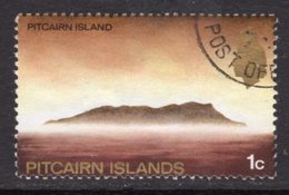 Pitcairn QEII 1969-75 Definitives 1c Value, Wmk Upright, Used, SG 133 - Stamps