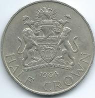 Malawi - 1964 - ½ Crown - KM4 - Malawi