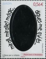 Ref. 250365 * NEW *  - ANDORRA. French Adm. . 2010. EUROPA CEPT. CHILDREN'S BOOKS . EUROPA CEPT 2010 - LIBROS INFANTILES - Unused Stamps