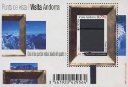 Ref. 282560 * NEW *  - ANDORRA. French Adm. . 2012. EUROPA CEPT 2012 - TURISMO - Andorra Francesa