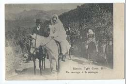 AJACCIO : Type Corse : Un Mariage à La Montagne - Edition Cardinali N° 251 - Ajaccio