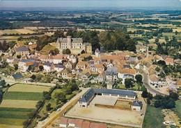 [72] Sarthe > Montmirail Vue Generale Aérienne - Montmirail