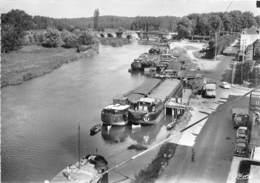 77-BRAY-SUR-SEINE- LE PORT (VOIR PENICHES) - Bray Sur Seine