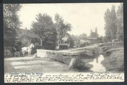 +++ CPA - FORVILLE - Pont De Seron - Attelage   // - Fernelmont