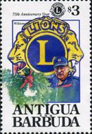 Ref. 282806 * NEW *  - ANTIGUA AND BARBUDA . 1992. 75th ANNIVERSARY OF LIONS INTERNATIONAL. 75 ANIVERSARIO DE LIONS INTE - Antigua And Barbuda (1981-...)