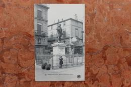 MONTPELLIER (34) -STATUE D'EDOUARD ADAM - Montpellier