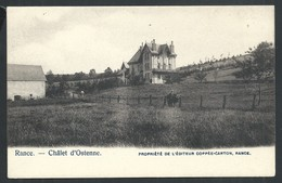 +++ CPA - RANCE - Châlet D' OSTENNE    // - Sivry-Rance