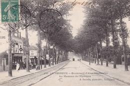 94 / LE PERREUX / BOULEVARD D ALSACE LORRAINE / AU HAMEAU DE L EPARGNE / JOLIE CARTE - Le Perreux Sur Marne