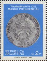 Ref. 283587 * NEW *  - ARGENTINA . 1983. TRNSMISION DEL MANDATO PRESIDENCIAL - Argentina