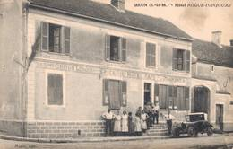 77 MEUN Hôtel Rogue Danjouan - Sonstige Gemeinden