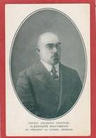 CPA: Arménie - Alexandre Khatissian Ex Président Du Conseil Arménien - Arménie
