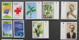 ILE MAURICE - MAURITIUS - 2013 - YT 1169 à 1177 ** - ANNIVERSAIRES ET EVENEMENTS / FAUNE ET FLORE / PERSONNALITES - Mauritius (1968-...)