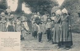 CPA - France - Thèmes - Folklore - Les Chansons De Botrel - Personnages