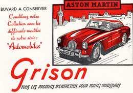 BUVARD GRISON - Produit Pour Les Chaussures - ASTON MARTIN - Zapatos