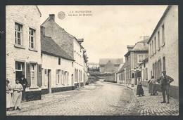 +++ CPA - LA BUISSIERE - LABUISSIERE - La Rue St Martin    // - Merbes-le-Château
