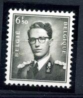 Belgique COB 1069A ** Départ 7 Euros - 1953-1972 Bril