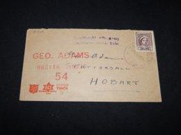 Australia 1940's Haberfield Army Cover To Hobart__(L-24345) - 1937-52 George VI