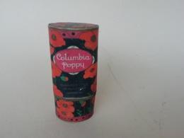 Vieille Boite En Carton Colombia Poppy, Girard & Cie, London - Perfume & Beauty