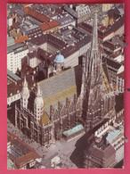 Autriche - Vienne - Cathédrale De Saint Etienne - Scans Recto-verso - Stephansplatz
