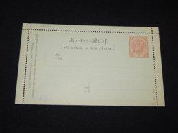 Bosnia Hertsegovina 10h Brown Unused Stationery Card__(L-28034) - Bosnie-Herzegovine