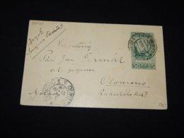 Bosnia Hertsegovina 1906 Olmutz 5h Green Stationery Card__(L-28027) - Bosnië En Herzegovina