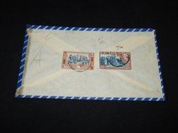 Ceylon 1952 Colombo Registered Air Mail Cover To Sweden__(L-25949) - Sri Lanka (Ceilán) (1948-...)