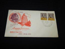Ceylon 1964 Anagarika Dharmapala FDC__(L-24265) - Sri Lanka (Ceylon) (1948-...)