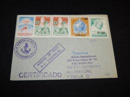 Chile 1970's Armada De Chile Cover__(L-26585) - Chile