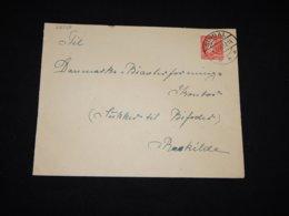 Denmark 1946 Sindal Cover To Roskilde__(L-28538) - 1913-47 (Christian X)