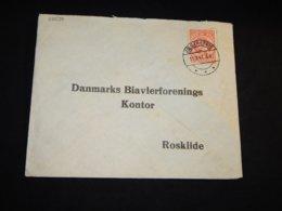 Denmark 1947 Jaegerspris Cover To Roskilde__(L-28539) - 1913-47 (Christian X)