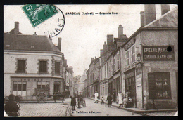 45, Jargeau, Grande Rue - Jargeau