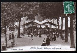 45, Jargeau, Le Marche Aux Fromages - Jargeau