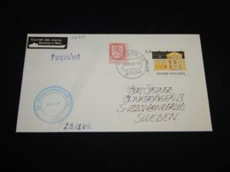 Finland 1985 Hamburg M/s Klar Paquebot Cover__(L-26933) - Covers & Documents