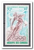 Comoren 1968, Postfris MNH, Olympic Winter Games - Comoren (1975-...)
