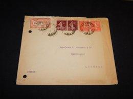 France 1915 Paris Cover To Switzerland__(L-24767) - Brieven En Documenten