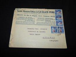 France 1940's Glace Pure Business Cover__(L-25378) - Frankrijk