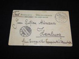 Germany 1900 Marine Schiffspost No35 Card__(L-27382) - Briefe U. Dokumente