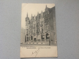 Middelkerke Les Villas 16 Groupe - Cartes Postales