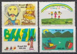 Brazil MNH Set - Childhood & Youth