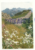 Printemps Sur La Grande Muraille De Chine 1988. China Travel And Tourism Press - Chine