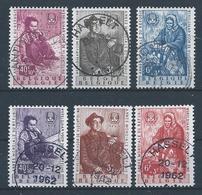 1125/7 + 1128/30  Obl.  Cote 61.50 - Belgique