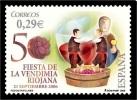 ESPAÑA 2006 - FIESTAS POPULARES 50 Edición De Las Fiestas De La Vendimia Riojana - EDIFIL Nº 4265 - Yvert 3865 - 2001-10 Neufs