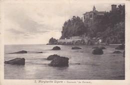 CARTOLINA - POSTCARD - GENOVA - S. MARGHERITA LIGURE - CONVENTO LA CERVARA - Genova (Genoa)