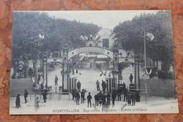 MONTPELLIER (34) - EXPOSITION REGIONALE - ENTREE PRINCIPALE - Montpellier