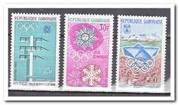Gabon 1967, Postfris MNH, Olympic Games - Gabon (1960-...)
