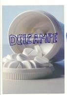 Publicité Pour Les Médicaments Génériques. Carte Boomerang - Santé