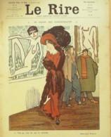"REVUE ""LE RIRE""-1910-374-Dessin ROUBILLE HUARD HEMARD TESTEVUIDE PARCEL,EDWARD - Books, Magazines, Comics"