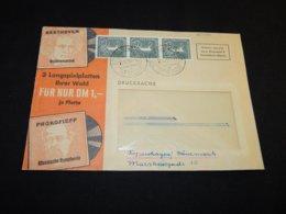 Germany BRD 1959 Beethoven Violinromazen Cover__(L-25455) - [7] Repubblica Federale